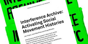 Interference Archive