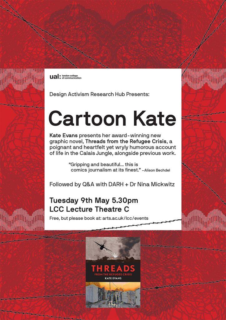 DARH presents Cartoon Kate